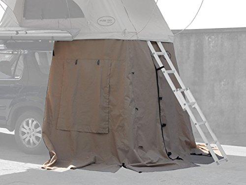 Prime Tech VORZELT Wasteland XXL beige, 180x120x200cm