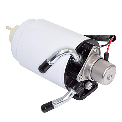 6.6 Duramax Fuel Filter Head Assembly Fit for Chevrolet Silverado GMC Sierra 2500 3500 Replace 12642623,12639448,12664429,TP3018,904-517