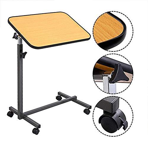 Opvouwbare Zijtafel Multi-Functie Liftable Laptop Tafel PC Stand Hoogte Verstelbaar