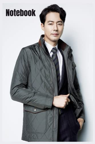 notebook korean Notebook: Korean Actor Jo In-Sung Notebook- 120 Lined Pages Journal- Perfect Gift For K-drama Lovers Especially Jo In Sung Fans.