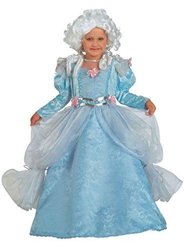 Märchenprinzessin Barockkostüm Rokokokostüm Prinzessinkostüm, Größe:116