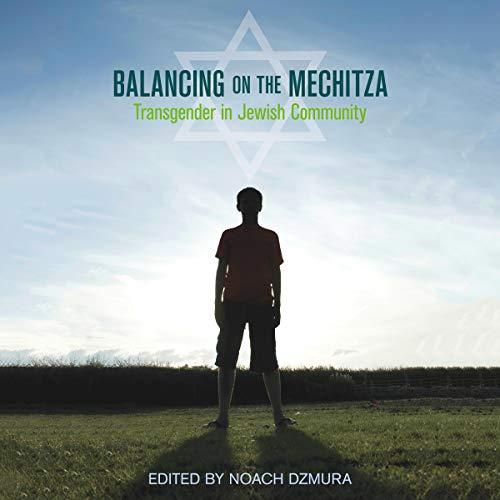 Balancing on the Mechitza cover art