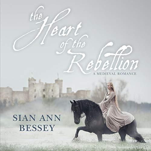 The Heart of the Rebellion audiobook cover art