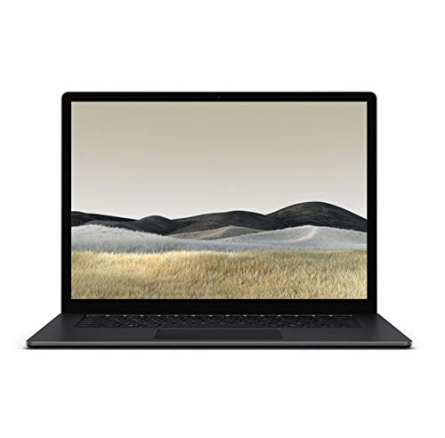 Microsoft Surface Laptop 3 Ultra-Thin 15-inch Intel Core i7 (10th Gen) 1065G7, 16GB RAM, 512GB SSD, Windows 10 Pro