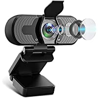SauceDa 1080P Full HD Auto Light Correct Webcam