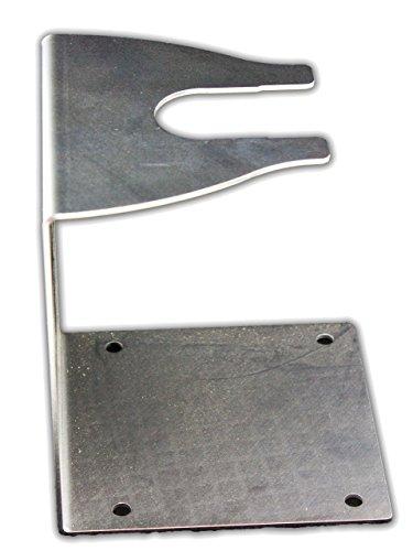 Bag in Box Edelstahl-Beutel-Halter, Abfüllhalter 10cm