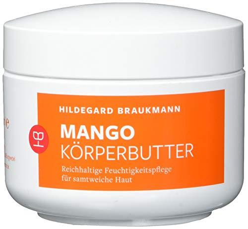 Hildegard Braukmann Mangobutter Körper Creme, 1er Pack (1 x 200 ml)