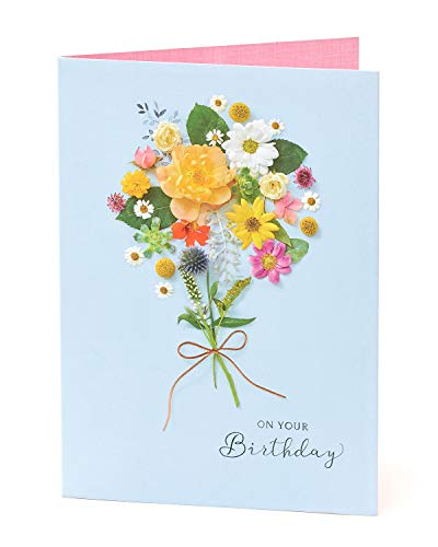 Birthday Card for Her - Female Birthday Card - Pretty Floral Design