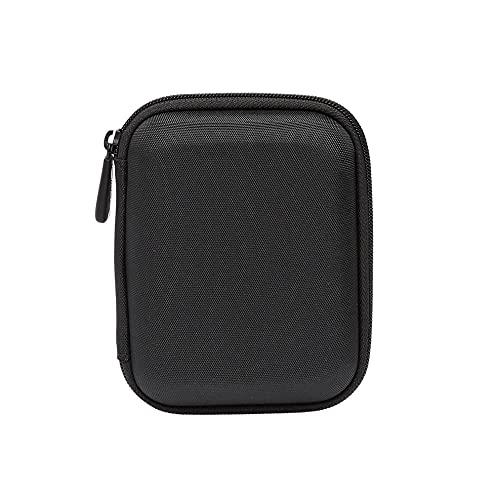 Amazon Basics Festplattentasche, schwarz
