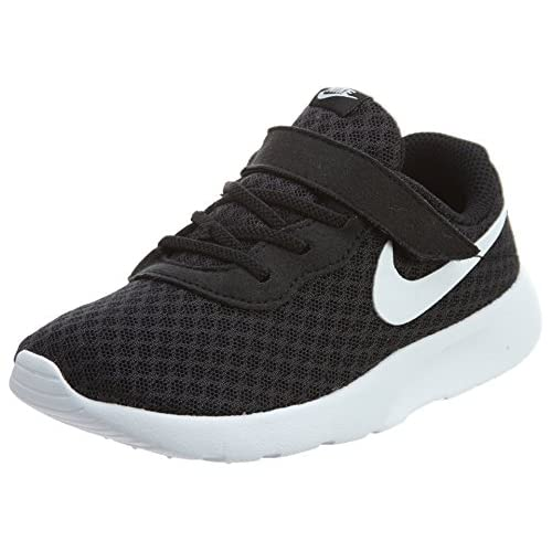 Nike Tanjun (TDV), Scarpe primi passi bambini, Multicolore (Negro / Blanco (Black / White-White)), 26 EU
