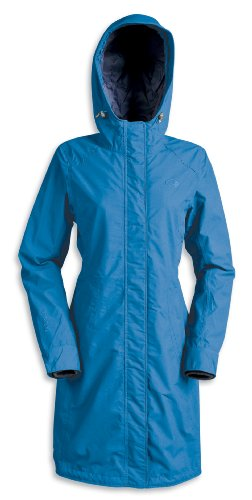 Tatonka Damen Regenbekleidung Tabara Coat, bright blue, 46, C177