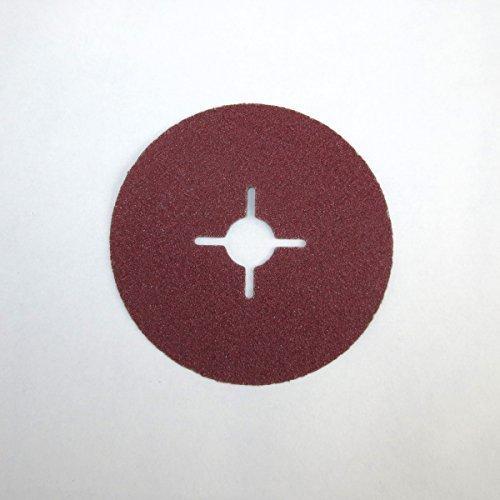 Eckra - Discos abrasivos (50 unidades, 125 mm de diámetro,