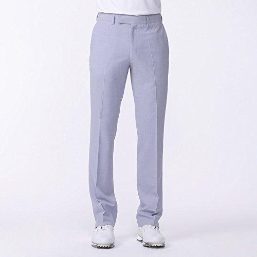 IJP Design, Pantaloni da Golf Uomo - Classic, Grigio (Hellgrau), 40-30