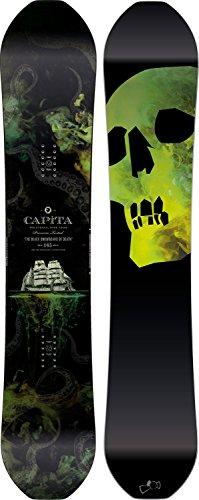 Capita Herren Freeride Snowboard The Black Snowboard of Death 165