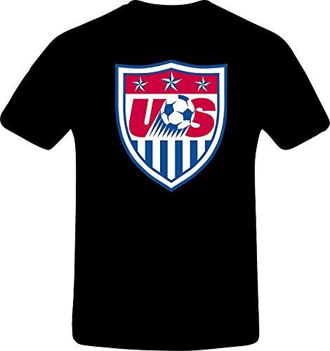 US Soccer, Custom Tshirt XXXX-L