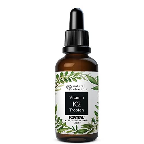 natural elements -  Vitamin K2 Mk-7