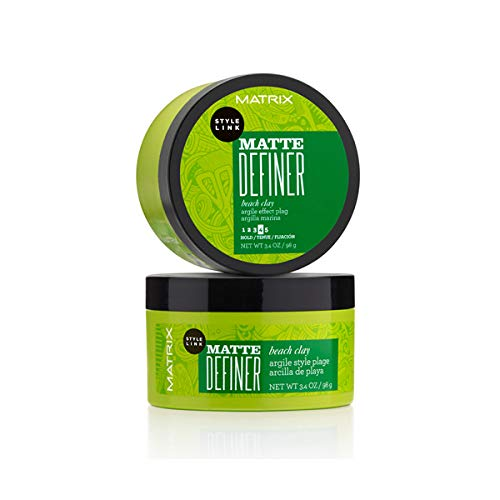 MATRIX Style Link MATTE DEFINER Beach Clay 2x 100ml = 200ml