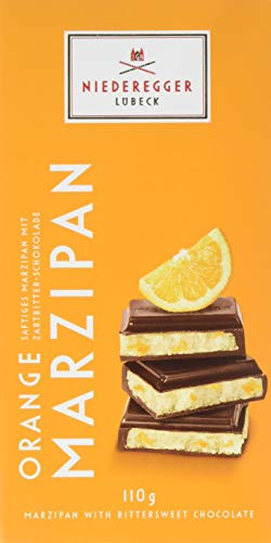 Niederegger Marzipantafel Orange (1 x 110 g)