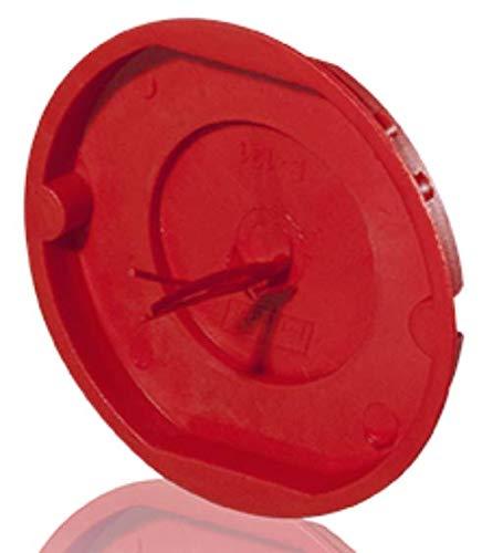 Signaldeckel für Gerätedose und Abzweigdose (Signaldeckel für Abzweigdose Ø 70mm, 30 Stück)