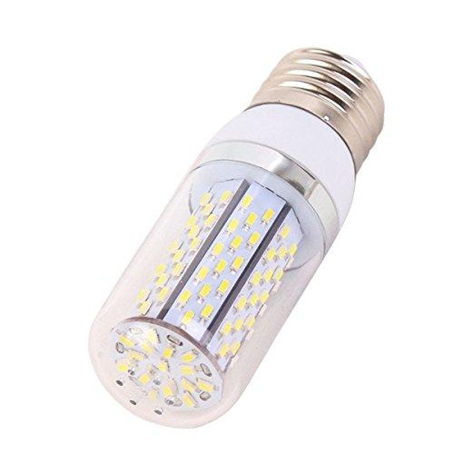 LEORX Corn Birne LED Lampe E27 8W AC85-240V 120 SMD LEDs 3014 750-800LM 6000-7000K kaltweiß