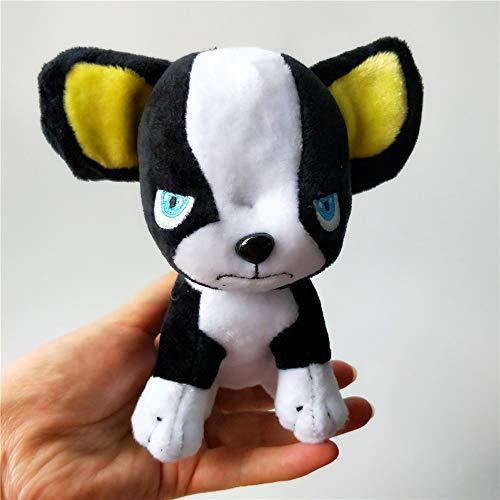 Zzlush Plüsch-Puppe Figur Spielzeug-Kissen-Tier, Bizarre Adventure Puppy Puppe Kissen Kindergeburtstag senden Freundin Geschenk