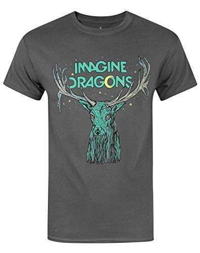 Hombres - Official - Imagine Dragons - Camiseta (L)
