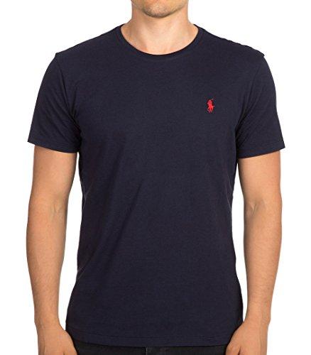 Polo Ralph Lauren Camiseta con cuello circular de hombre (X-