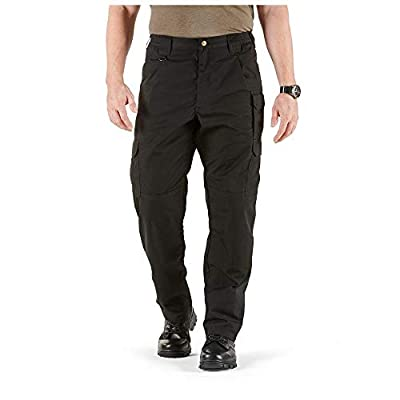 5.11 Men's Taclite Pro Tactical Pants, Style 74273, Black, 34Wx32L