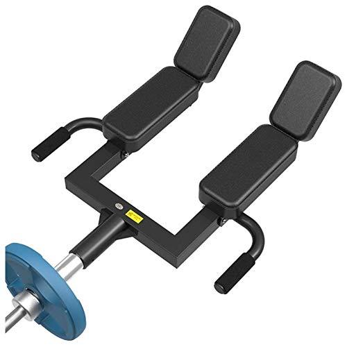 T-Bar Row Spalla Pressatrice Landmine Maniglia, Piattaforma T Bar Row per Deadlift Squat, Barbell Barra olimpica per 2 Pollici Barbell