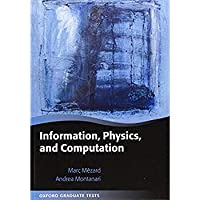 Information Physics and Computation (Oxford Graduate Texts)【洋書】 [並行輸入品]