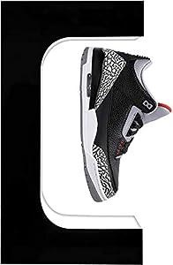 TOPQSC Estante magnético flotante para zapatos, versión mejorada de 360 ° giratorio LED magnético Levitación zapatero exhibidor de zapatos, control de potencia electromagnético, ventilador integrado