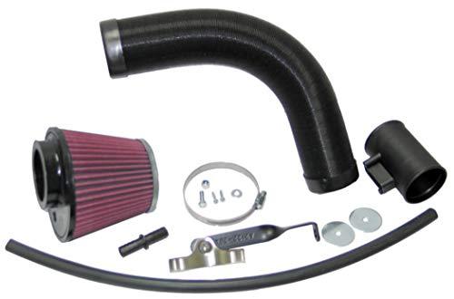 K&N 57-0686 Waschbarer und wiederverwendbarer KFZ Hochleistungsluftfiltersystem