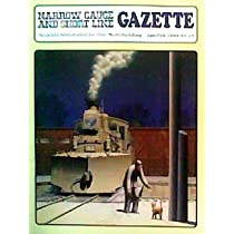 Narrow Gauge and Short Line Gazette (January-February, 2000)