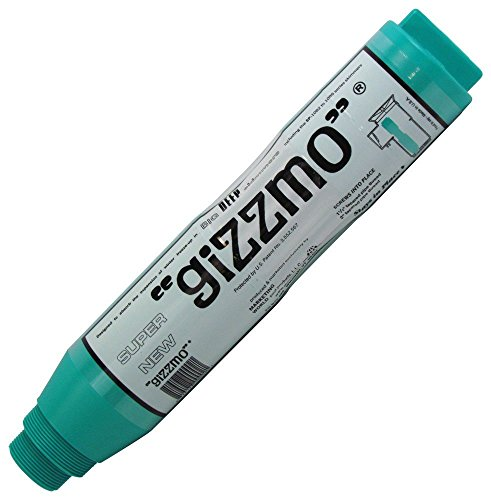 Gizzmo MWUG Ultra Skimmer Freeze Protection with Blowout Valve, 16-...