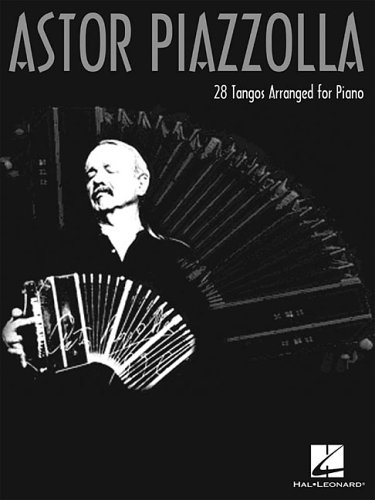 Astor Piazzolla for Piano