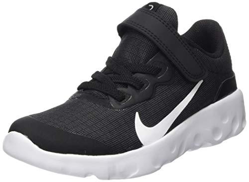 Nike Unisex Kinder Explore Strada (PSV) Sneaker, Black/White-Anthracite, 34 EU