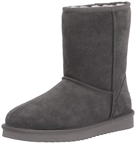 Koolaburra by UGG Koola Short Boot, STONE GREY, size 9