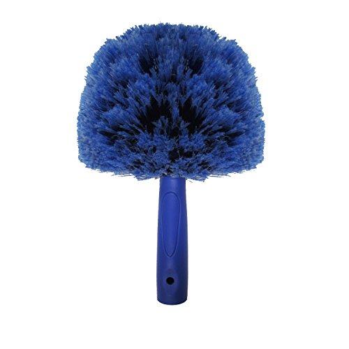Ettore 48221 Cobweb Brush with Click-Lock Feature,Blue