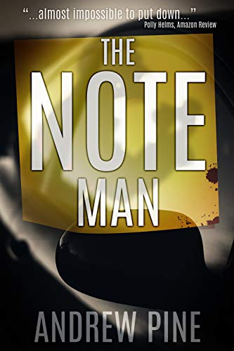 The Note Man by Andrew Pine ebook deal