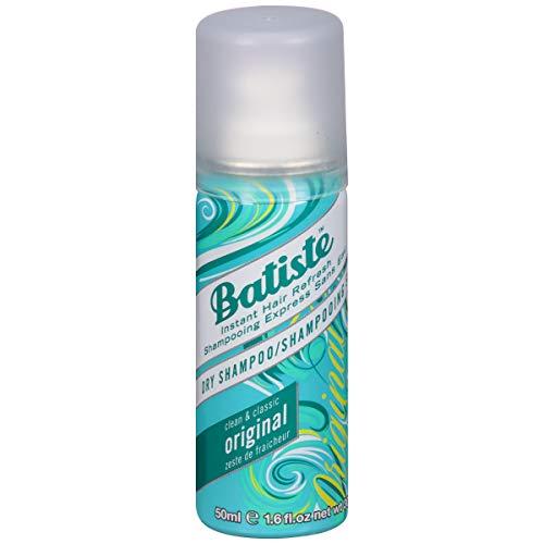 Batiste Original Dry Shampoo Champú, 50 ml