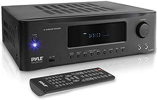 5.2-Channel Hi-Fi Bluetooth Stereo Amplifier - 1000 Watt AV Home Speaker Subwoofer Sound Receiver W/ Radio, USB, RCA, HDMI...
