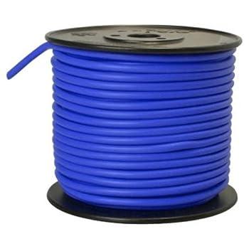 Southwire 55879923 Primary Wire 10-Gauge Bulk Spool 100-Feet Blue