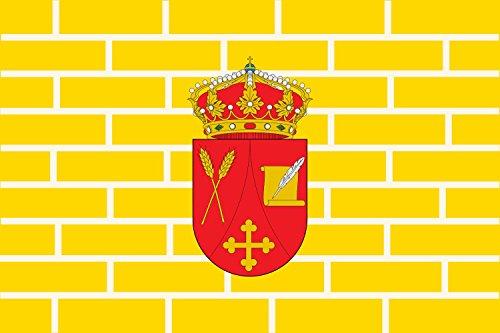 magFlags Bandera Large Endrizar Rectangular | Bandera Paisaje | 1.35m² | 90x150cm