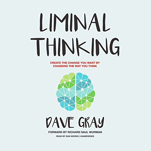 Liminal Thinking audiobook cover art