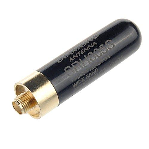 Pink Lizard Srh805s sma-f dual band uhf femmina + antenna VHF per il walkie-talkie