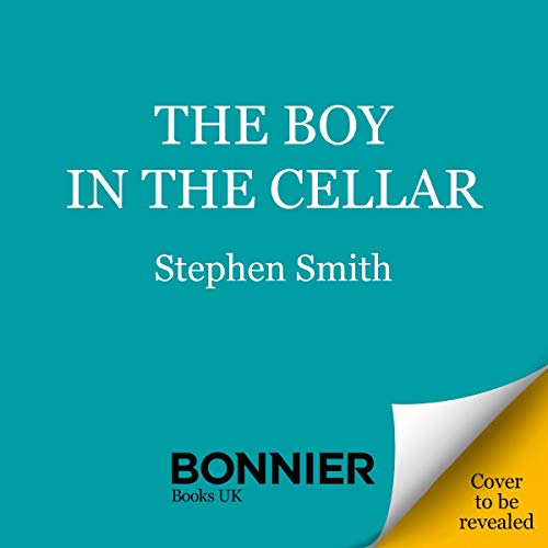 The Boy in the Cellar audiobook cover art