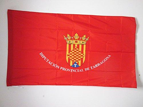 AZ FLAG Bandera de la Provincia DE TARRAGONA 90x60cm para Pa