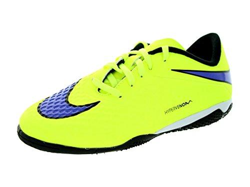 Nike Mercurial Vapor V-Botas di Calcio Giallo Size: 35,5