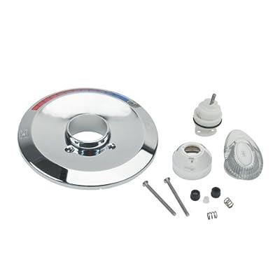 BrassCraft Mfg SK0410 Faucet Handle VALLEY SINGLE LEVER TUB/SHWR REBUILD KIT, Chrome