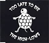 Too Late To Die 歌詞